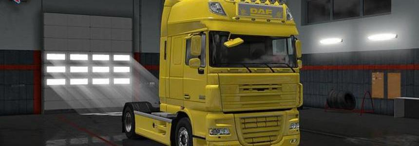 Accessory Daf XF 105 SCS Base 1.18 beta