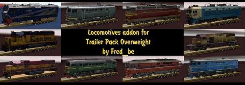 Addon for the Trailer Pack Overweight V1.28