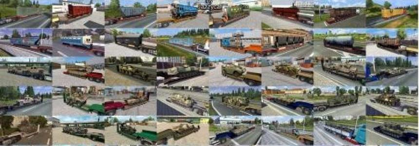 Addons for the Military & Railway CP v2.3.2 & v1.8.3 from Jazzycat