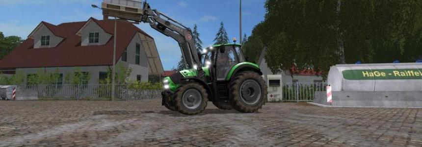 Agrotron 6190 TTV v4.0