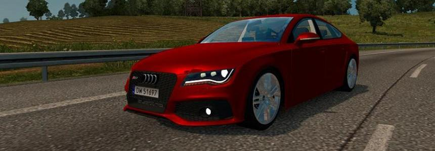 Audi RS7 Rework By Azorax Modding