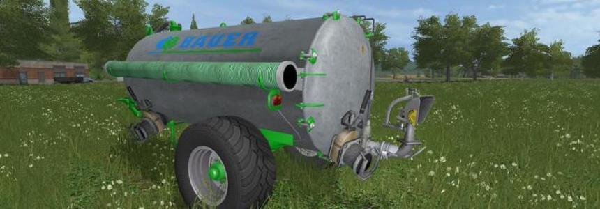 Bauer VB 65 Manure spreader v1.3