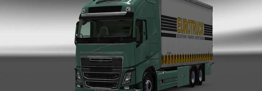 BDF Addon for Volvo FH16 2012 v1.2