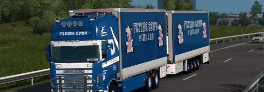BDF Tandem Truck Pack v80.5 (1.28)