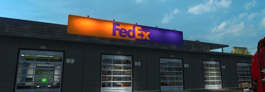 Big Garage FedEx 1.28.x