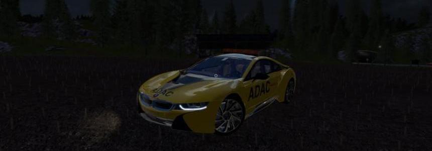 BMW i8 Skin (rework) v1.0