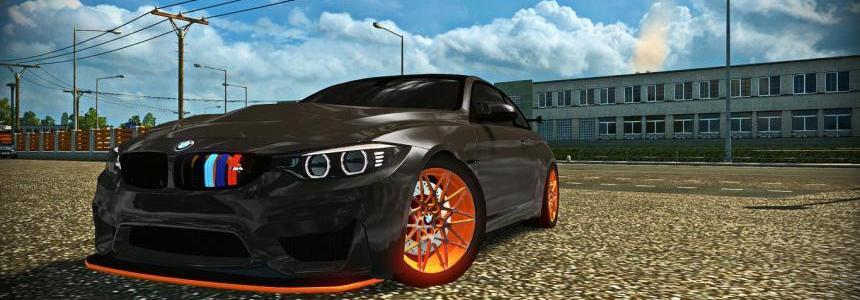 BMW M4 F30-F82 v1.26-1.28х