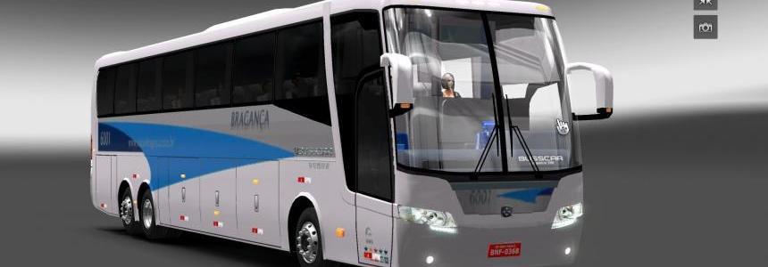 Busscar Elegance 360 [Best Bus Mod]