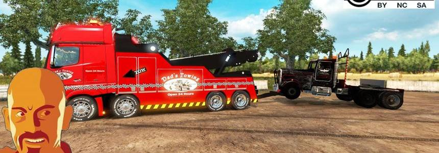 CARGO PACK FOR CRANE TRUCKS v1.1 1.28.x