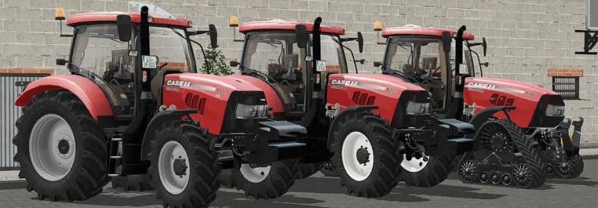 Case IH Maxxum Pack v1.3