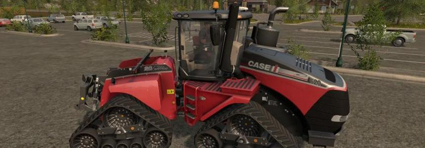 Case quadtrac v1.0.0