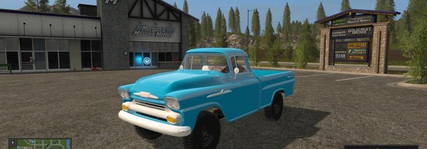 Chevrolet Apche v2