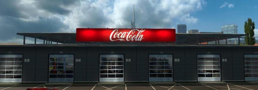Coca-Cola Big Garage Board v1.28