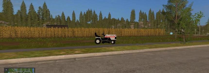 Craftsman Mower v1