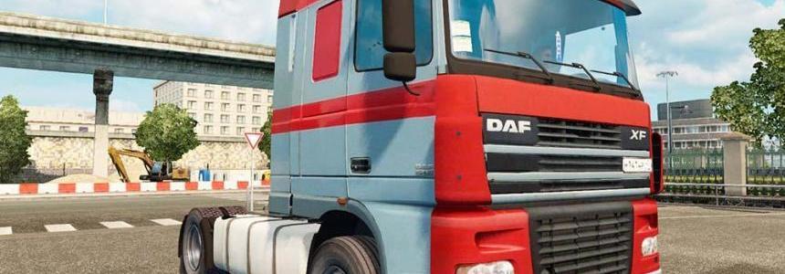 DAF XF 95 v1.0