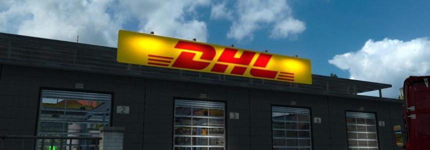 DHL Big Garage [V1]