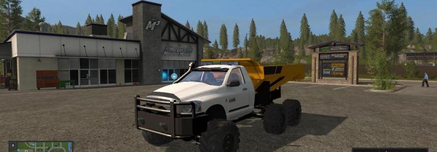 Dodge Dump Rock Truck v1.0