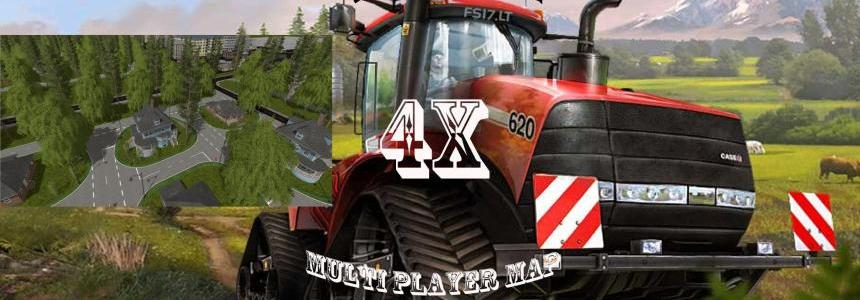 Dukefarming Map Pack v1.1