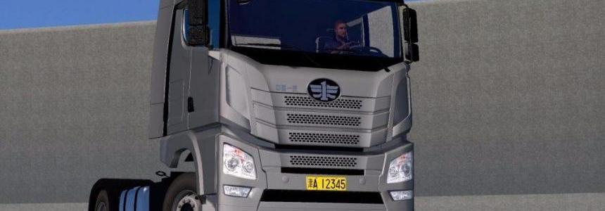 Faw JH6 Truck v1.0