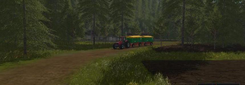 Flexensteiner Forst Rebuild LS 17 v1.0