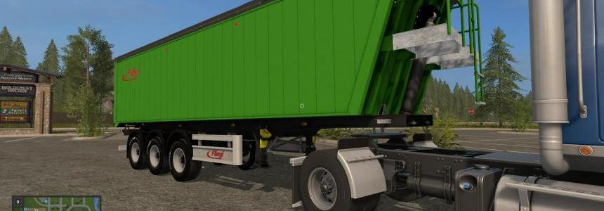Fliegl Green Line Trailer v2.0
