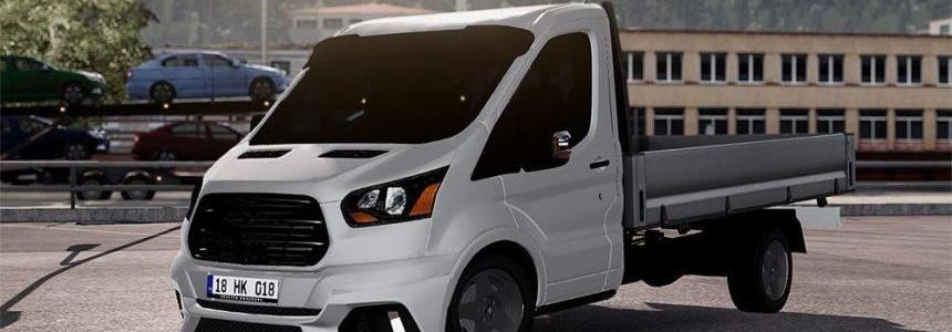 Ford Transit 2016 Pickup