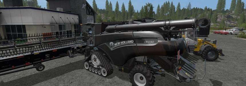 FS17 New Holland CR10.90 Forage Pack v1.0