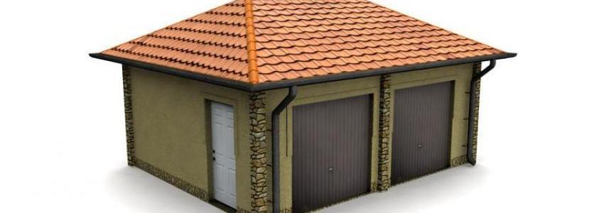 Garage Farming simulator 17 v1.0