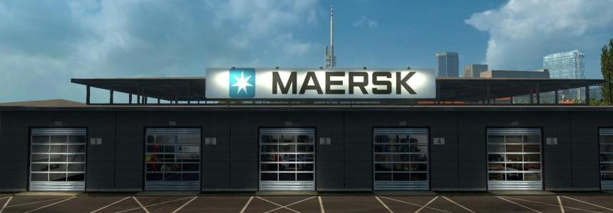 Garage Maersk Board