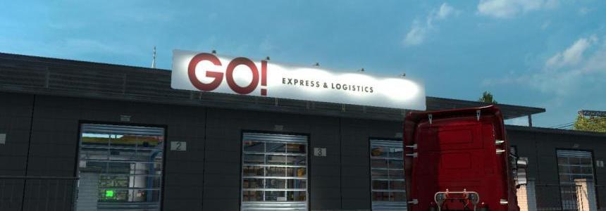 GO! Express & Logistics Big Garage