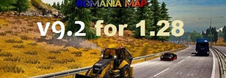 Harta Romenia v9.2