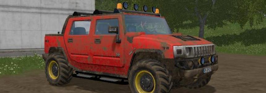 Hummer H2 v1.0