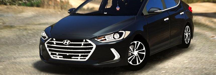 Hyundai Elantra Limited Edition