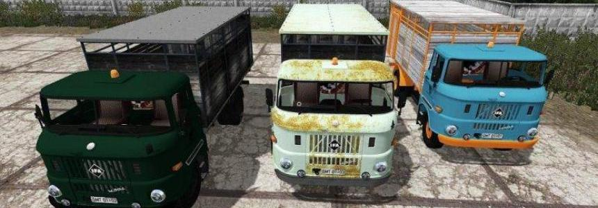 IFA W50 ANIMAL TRANSPORT v3.0.0.0