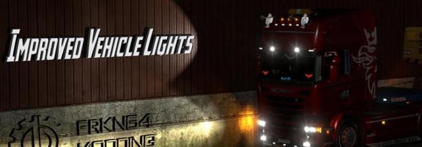 Improved Vehicle Lights: Normal v2.1.0