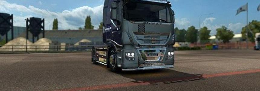 Iveco Hiway Tuning v1.3 by Afrosmiu 1.28.x