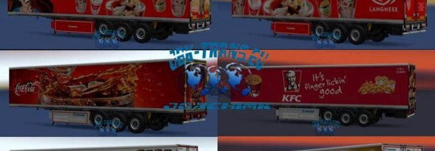 JBK 10 Cooler Trailer v1.0