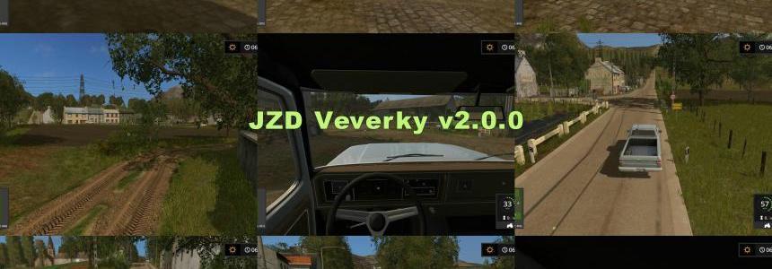 JZD Veverky v2.0.0