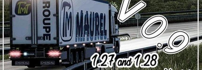 Kriistof Full Fr for Chereau V0.9 for 1.27 and 1.28