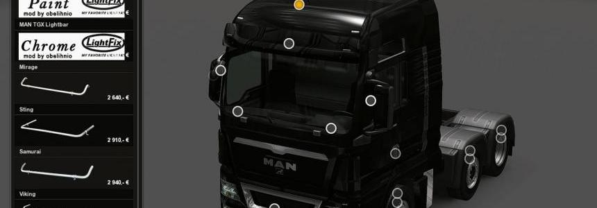 Lightfix Skylight for MAN trucks by obelihnio v08.08.17
