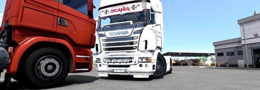 Low Deck Scania R + Physics