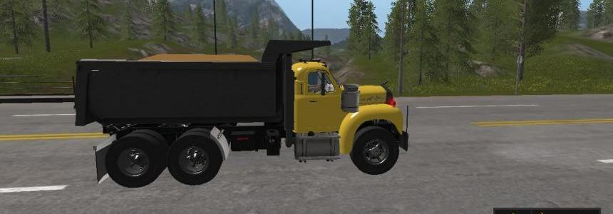 Mack B-61 tipper v1.0.0.5