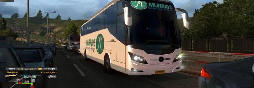 Marcedez Benz Maxibus (Murray's Australia)