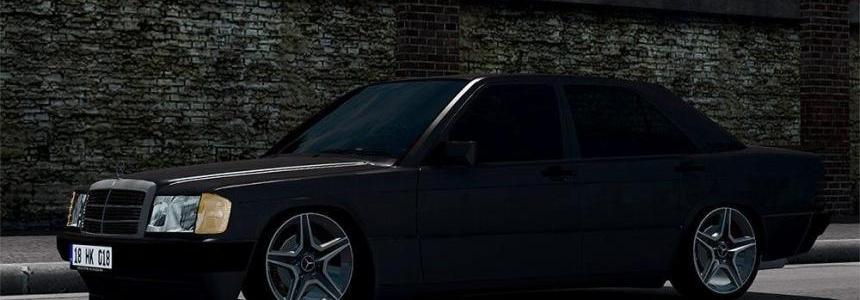 Mercedes 190E 1.28.x