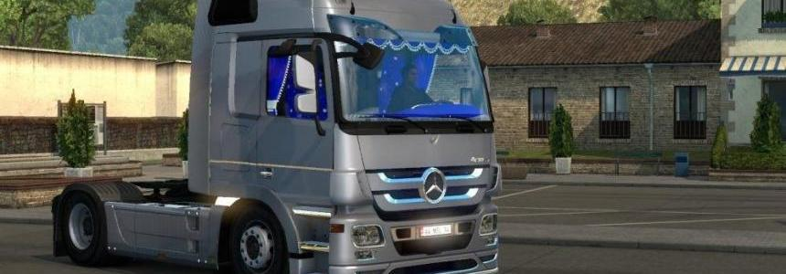 Mercedes Actros Turkish Job Mod