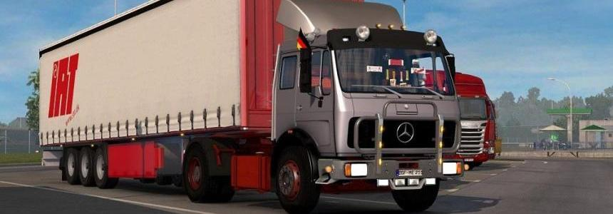 Mercedes NG 1632 edit by Truckercharly