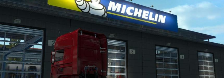 Michelin Big Garage