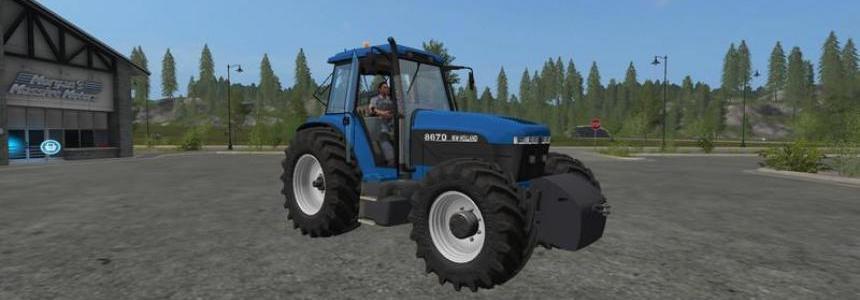 New Holland 8X70 Series v0.9.0.0