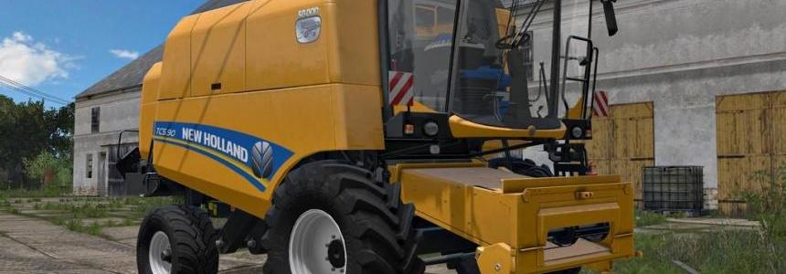 New Holland TC5 / TC5000 And Headers v1.0.0.0