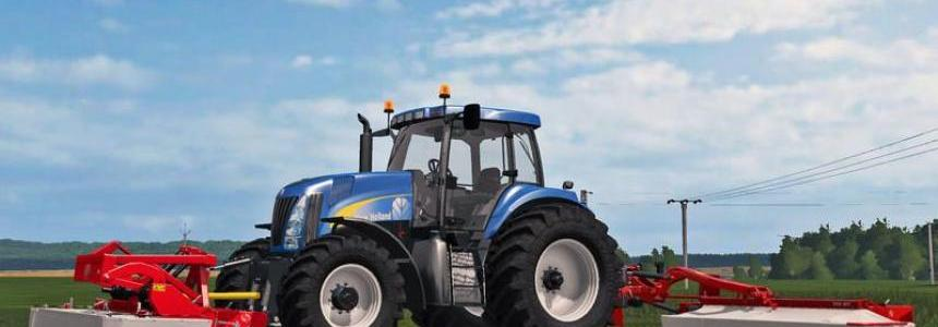 New Holland TG200 (230, 255, 285) v1.0